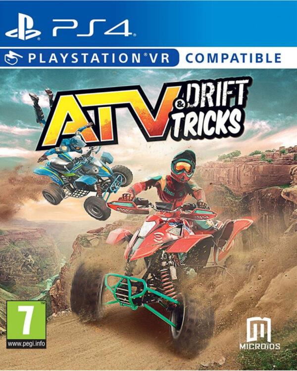 ATV Drift & Tricks Definitive Edition