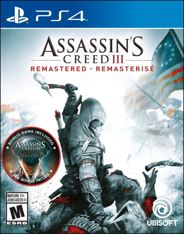 Assassin's Creed 3 III Remastered