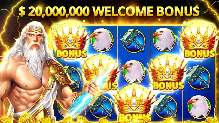 Selection of the free and best slot game for Android smartphones