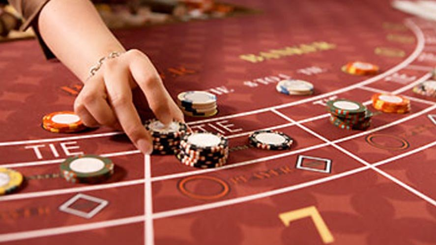 A Classic Card Game Baccarat