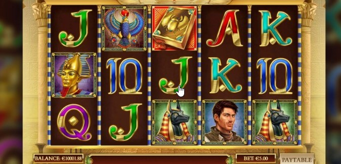 Book of Ra Deluxe Slot, The Best Egyptian-themed Slot From Novomatic