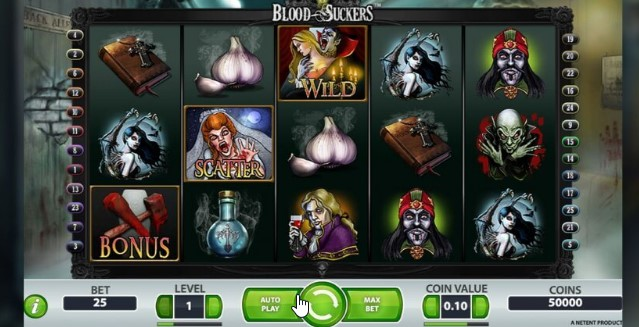 Blood Suckers Slot Review: Bonus Features, RTP and Mobile User Interface