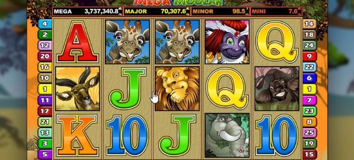 Mega Moolah Slot Review: Bonus Feature, Jackpot and RTP